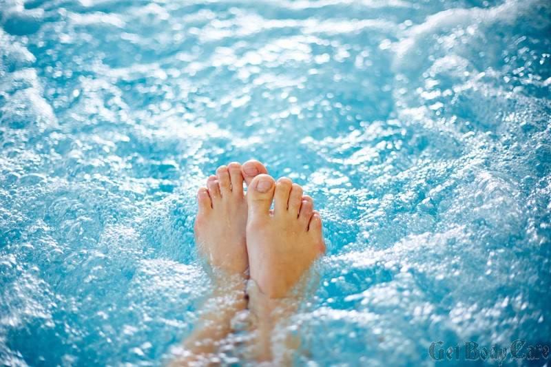 close-up-female-foot-hot-tub