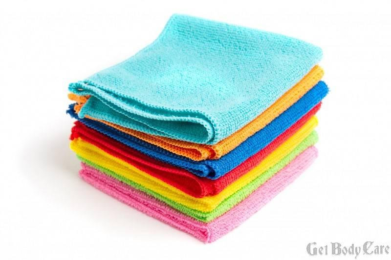 microfiber towel blow dry hair