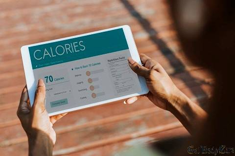 calorie balance for perfect abs